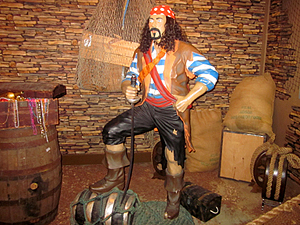 shell factory Pirate
